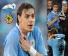 Sebastian Coates melhor revelação da Copa América 2011