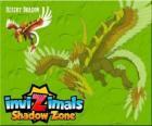 Desert Dragon. Invizimals A nova dimensão. Este dragão poderoso controla o sol e vive nas cavernas do deserto de Gobi