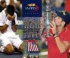 Novak Djokovic, campeão US Open 2011