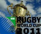 Copa do Mundo de Rugby 2011. É celebrada na Nova Zelândia a partir de 9 setembro - 23 outubro