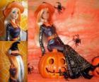 Barbie no Halloween