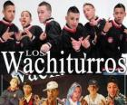 O Wachiturros um grupo de argentinos