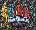 Power Rangers Força Mística ou Power Rangers Mystic Force