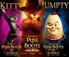 Poster do filme Gato de Botas