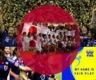 Prémio Fair Play 2011 FIFA para a associação de futebol do Japão