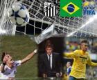 Prêmio Puskás Copa de 2011 para Neymar