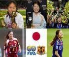 Homare Sawa jogador do mundo da Copa do Ano 2011