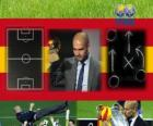 Pep Guardiola treinador de futebol masculino da FIFA ano 2011