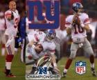 New York Giants Campeão NFC 2011