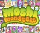 Logo de Moshi Monsters