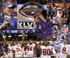 New York Giants Campeão do Super Bowl 2012