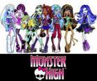 As garotas de Monster High