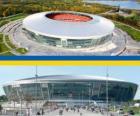 Donbas Arena (50.055), Donetsk - Ucrânia
