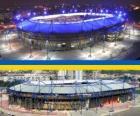 Estádio Metalist (35.721), Carcóvia - Ucrânia