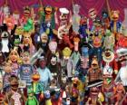 Personagens Os Muppets