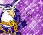 Big the Cat, o gato grande que aparece em the adventures of Sonic