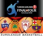Final Four Istambul 2012 Euroliga de basquetebol