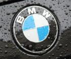 Logo BMW, marca alemã de carros