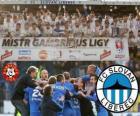 FC Slovan Liberec, campeão Gambrinus Liga 2011-2012, campeonato de futebol de la República Checa