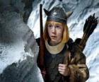 Vicky o Viking surpreendeu