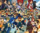 Personagens de Inazuma Eleven