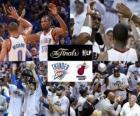 Finais NBA 2012 - Oklahoma City Thunder vs Miami Heat