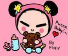 Bebê de Pucca