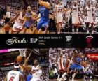 Finais da NBA de 2012, 3 jogos, Oklahoma City Thunder 85 - Miami Heat 91