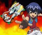 Kazuya lançando o carro em uma corrida
