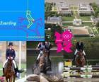 Concurso Completo de Equitação - Londres 2012 -