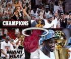Miami Heat Campeão NBA 2012