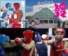 Boxe - Londres 2012 -