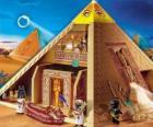 Pirâmide Egito Playmobil