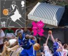 Basquetebol, basquete ou básquete  - Londres 2012 -