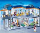 Playmobil clínica