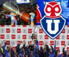 Club Universidad de Chile, Campeão Chileno Apertura 2012