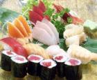 Culinária japonesa Sushi