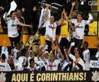 Corinthians / Timão, Campeão Copa Libertadores 2012