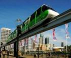 Trem monocarril, monotrilho ou monorail