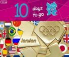 10 dias para Londres 2012