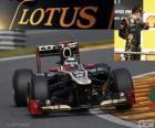 Kimi Räikkönen - Lotus - Grand Prix da Bélgica 2012, 3 ° classificados