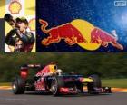 Sebastian Vettel - Red Bull - Grand Prix da Bélgica 2012, 2 ° classificado