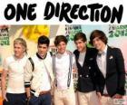 One Direction é uma boy band britanica-irlandesa