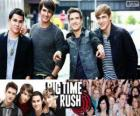 Big Time Rush é uma Boy band americana