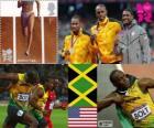 100m masculino Londres 2012
