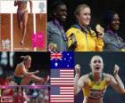 100m com barreiras mulheres LDN12