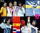 Taekwondo - 49kg mulheres LDN12