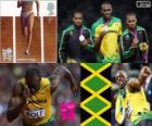 Atletismo 200 m masculino LDN 2012