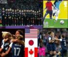 Futebol feminino Londres 2012
