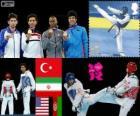 Taekwondo - 68 kg masculino LDN 12